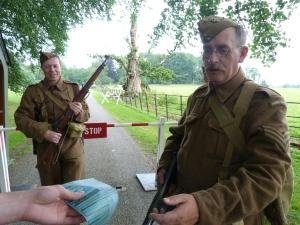 Glamorgan Home Guards