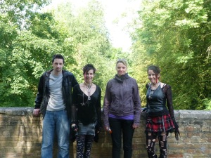 Nun's Bridge, Huntingdon