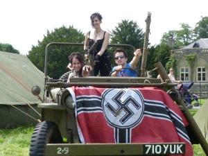 World War 2 Jeep