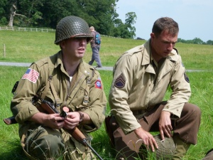 Dinefwr World War 2 Summer
