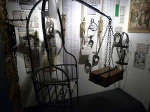 the museum of witchcraft, Boscastle