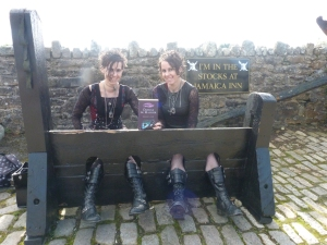 C L Raven at Jamaica Inn