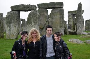 Calamityville Horror at Stonehenge