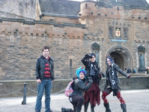Calamityville Horror at Edinburgh castle