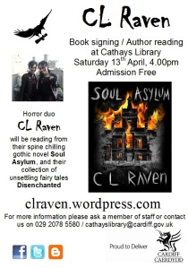 Cathays Library, C L Raven