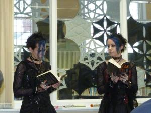 Soul Asylum, C L Raven
