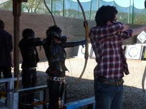 Heatherton, archery, Gimpics