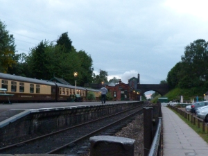 Rothley train station
