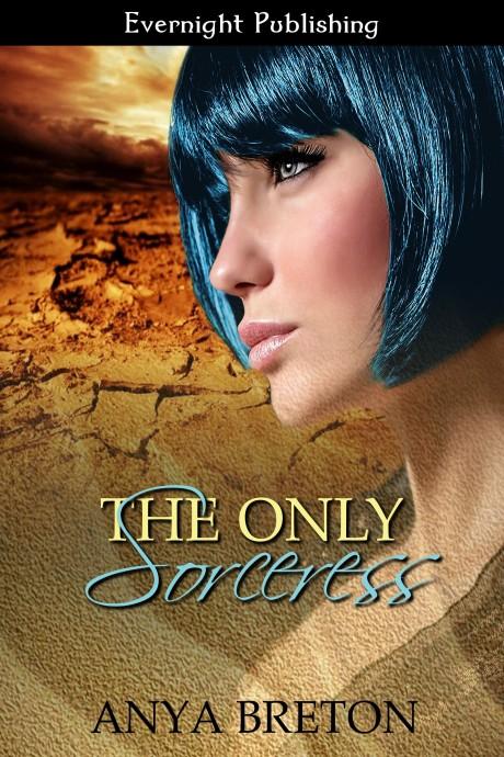 The Only Sorceress Anya Breton