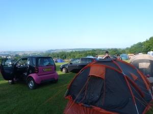 Meadowfarm camp site