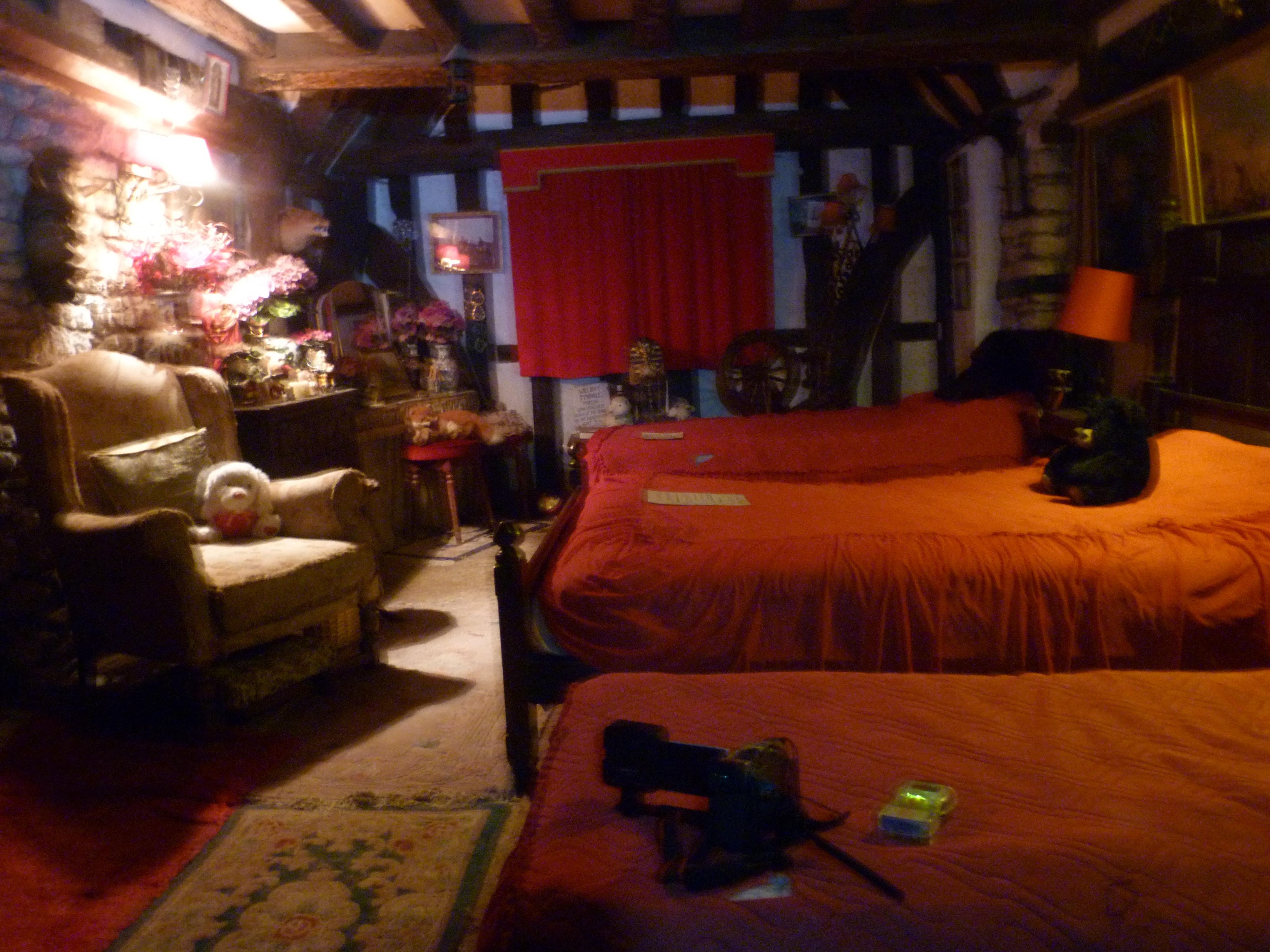 The Ancient Ram Inn Raven S Retreat