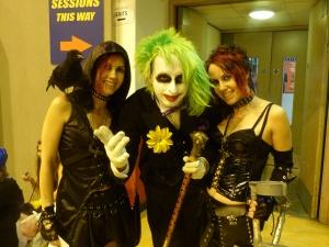 The Joker, Cardiff Comic Con