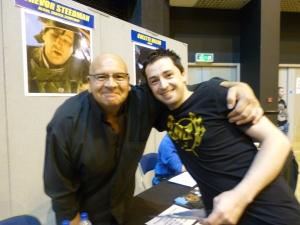 Trevor Steedman, Cardiff Comic Con