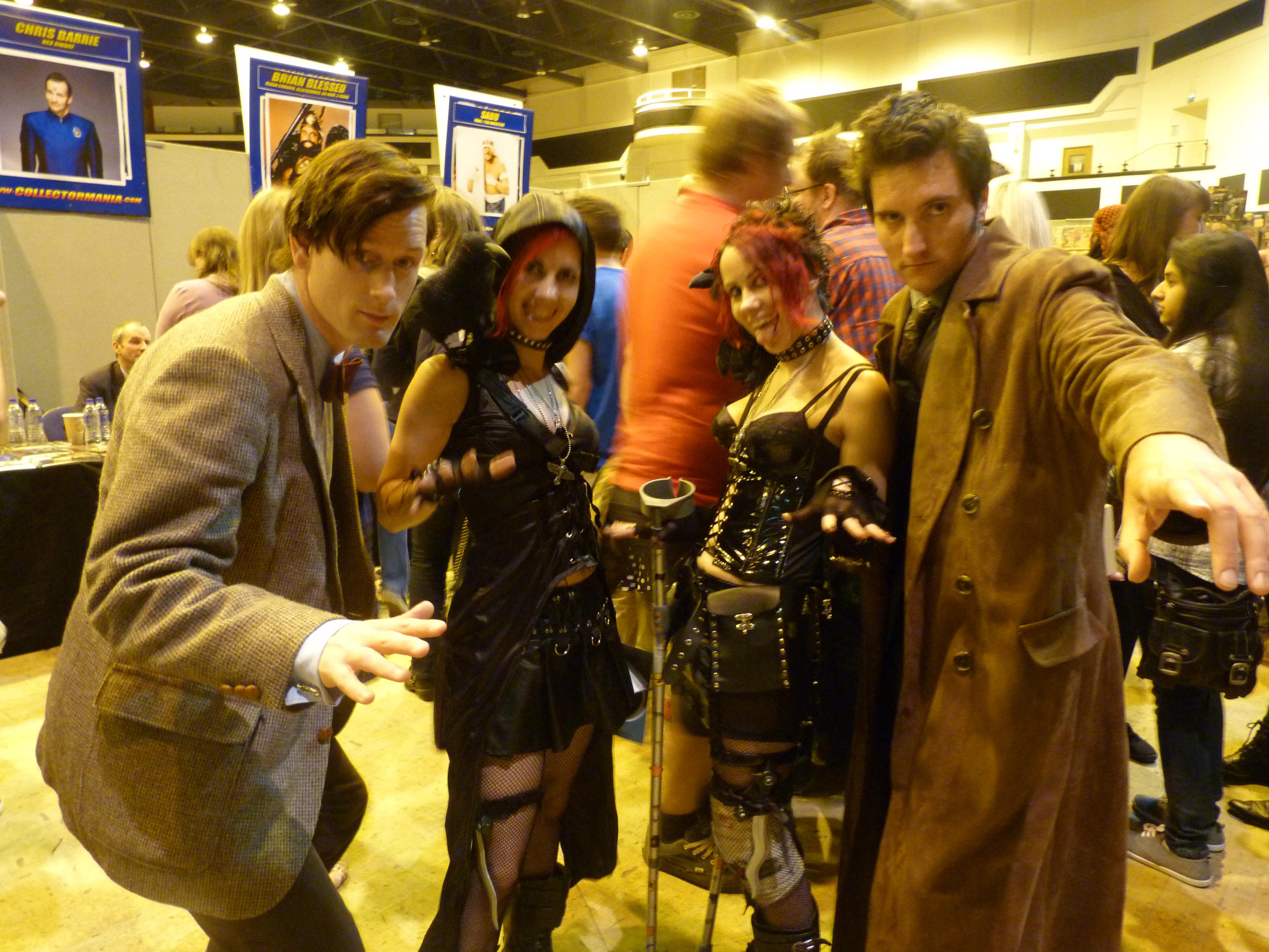 Cardiff Comic Con Raven S Retreat