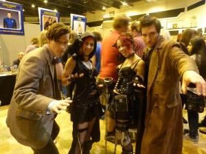 Doctor Who, Cardiff Comic Con