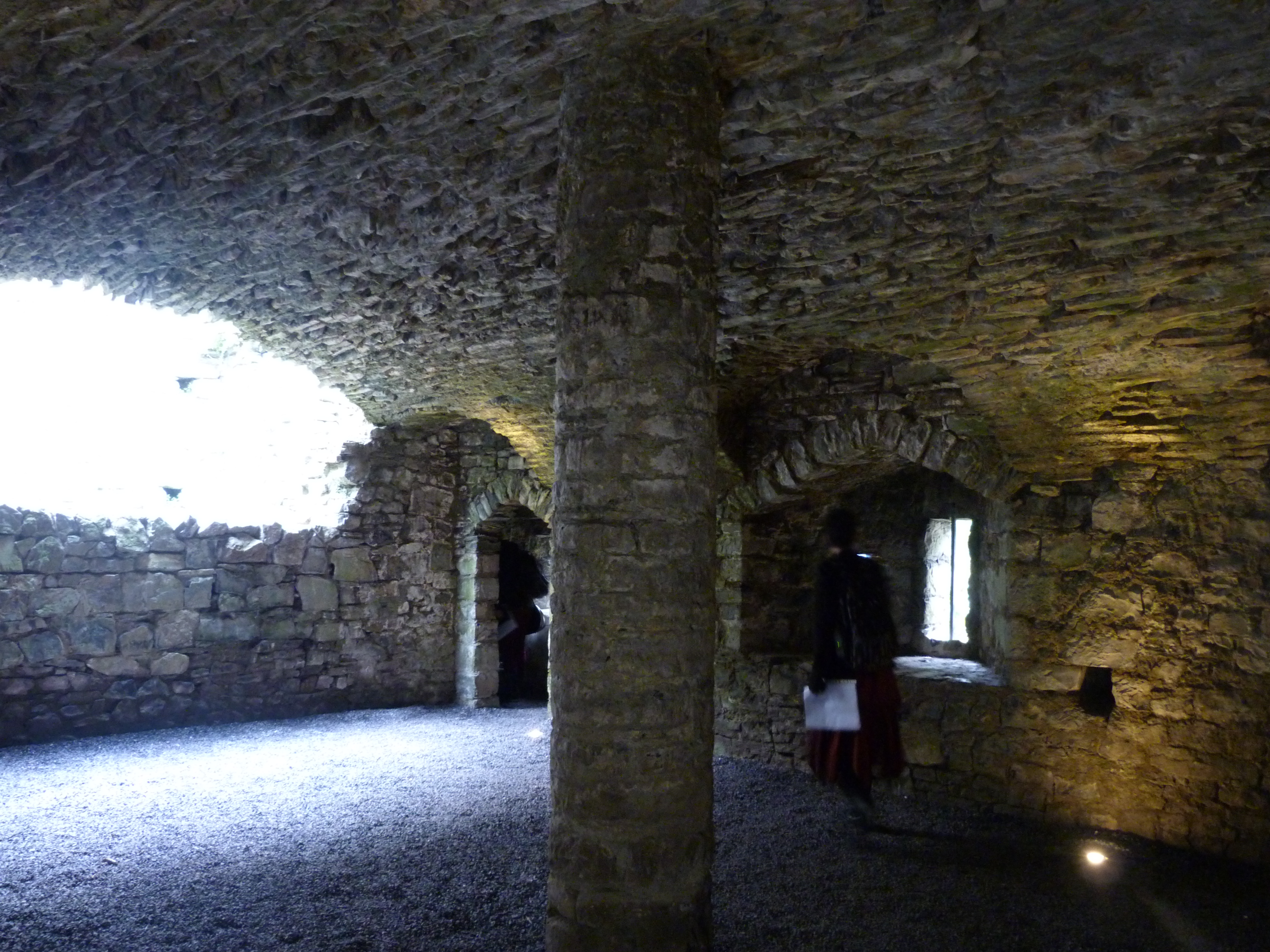 Oystermouth Castle | Raven's Retreat