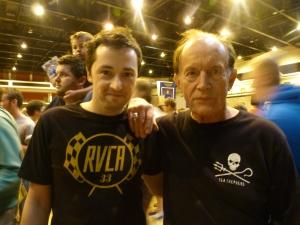 Lance Henriksen Cardiff Comic Con