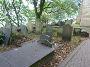 St Illtyd's churchyard