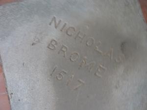 Nicholas Brome