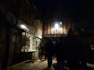 York Ghost Walk Experience