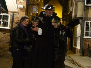 York Ghost Walk Experience