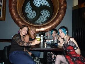 Frankenstein's pub