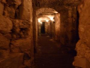 Mercat tours blair street vaults