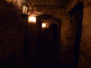 Mercat tours, Blair Street vaults
