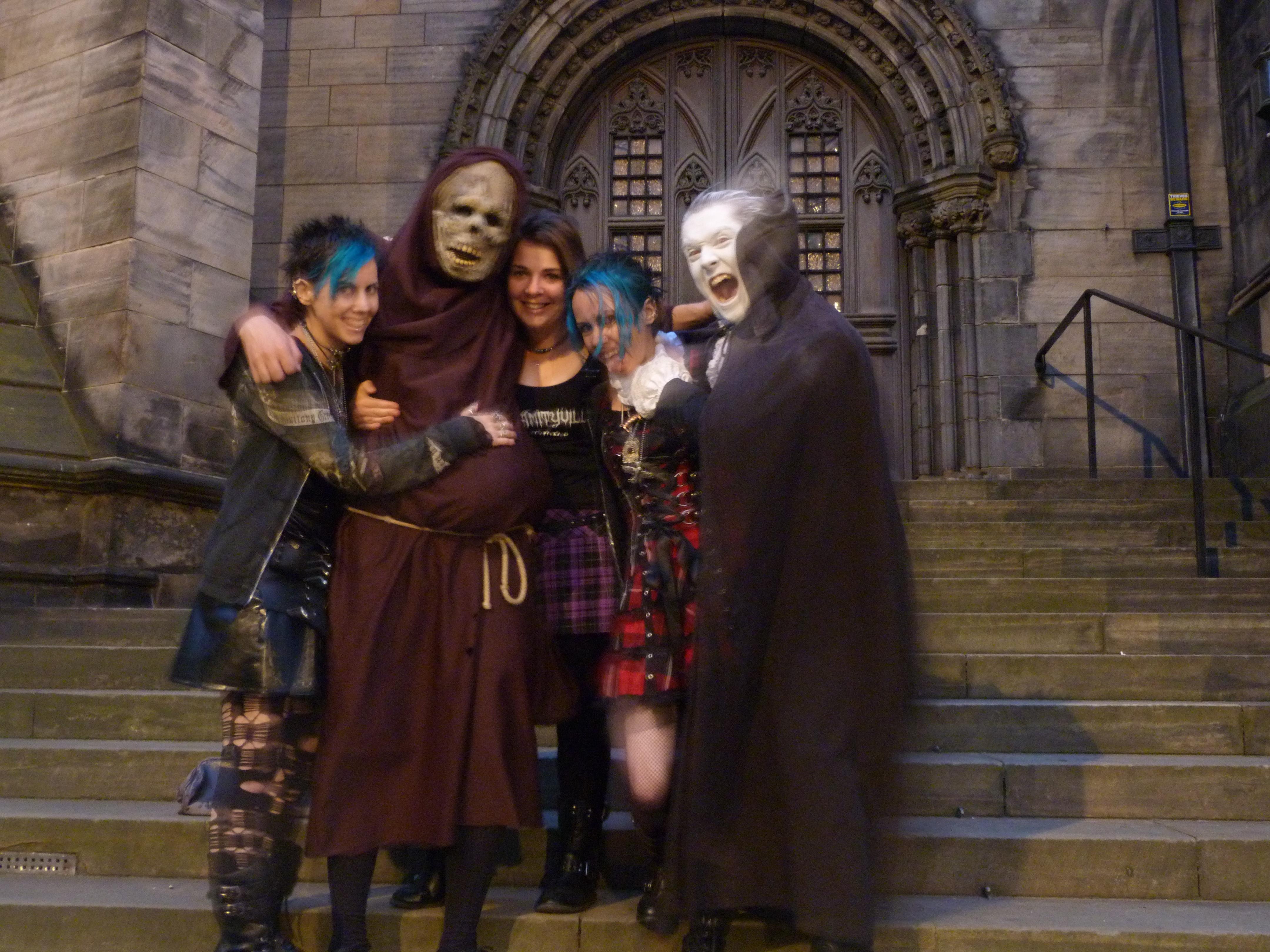 Witches Of Edinburgh Tour