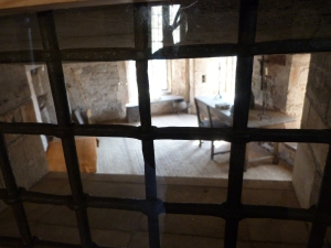 cell where Edward II died