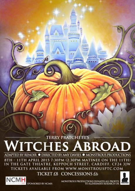 Witches Abroad, Monstrous Productions