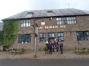 The Skirrid Inn