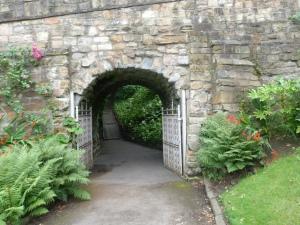 Nottingham castle