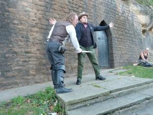Nottingham Ghost Walk