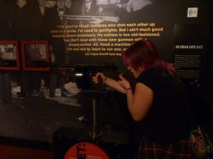 Mob Museum, Las Vegas