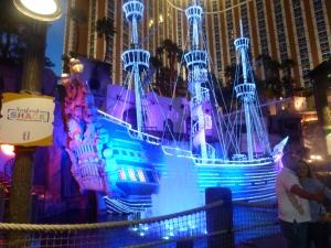 Treasure Island, Las Vegas