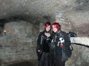 Blair Street vaults