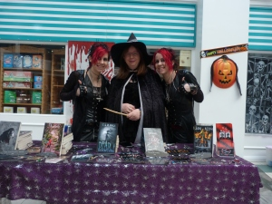 Callendar Square Halloween fair