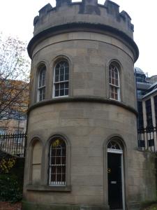 St Cuthbert's watchtower