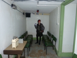 Hack Green nuclear bunker