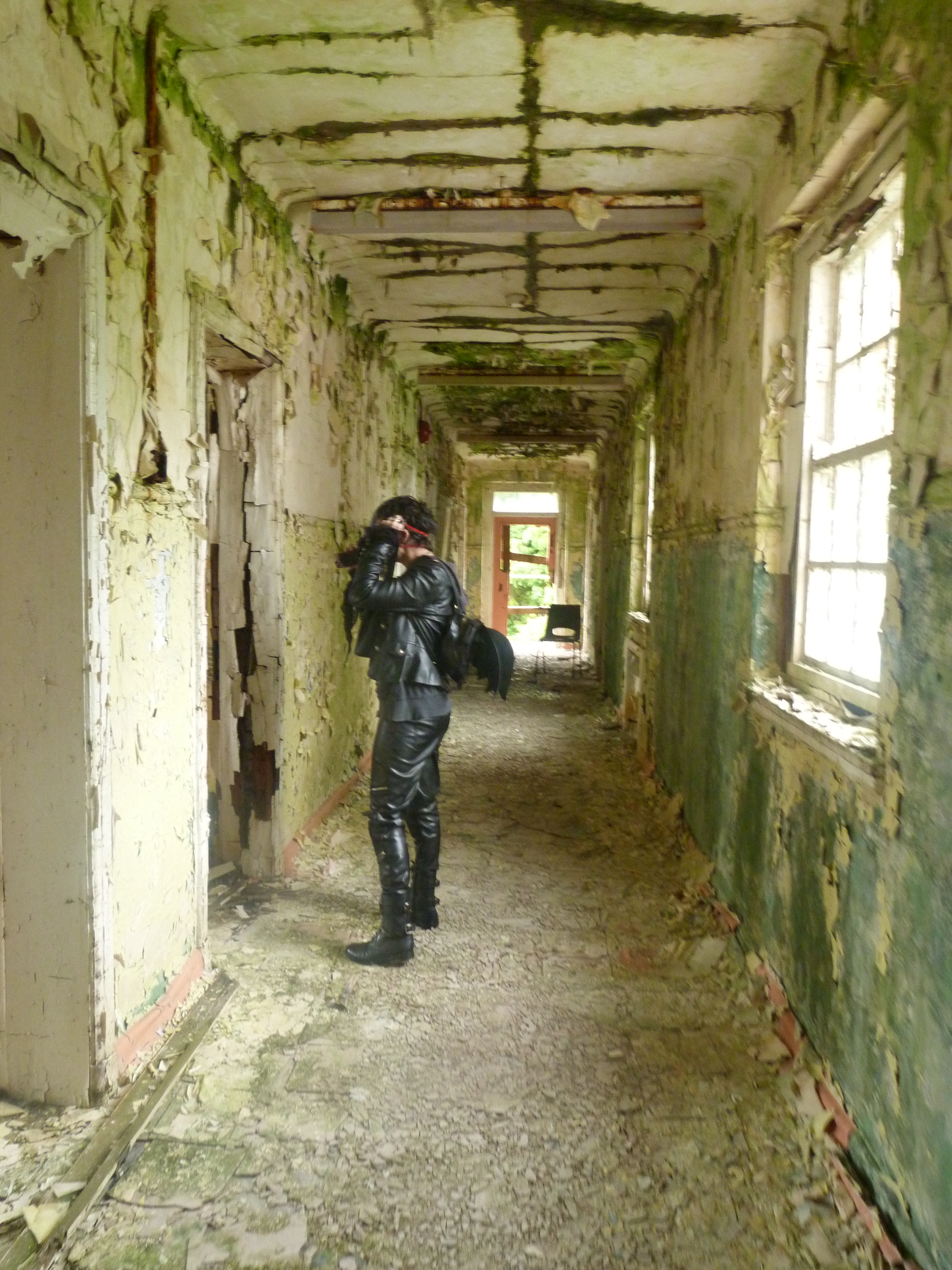 Abandoned Hospitals In Wales Raven S Retreat