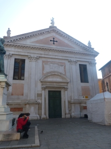 church of Santa Fosca, Venice
