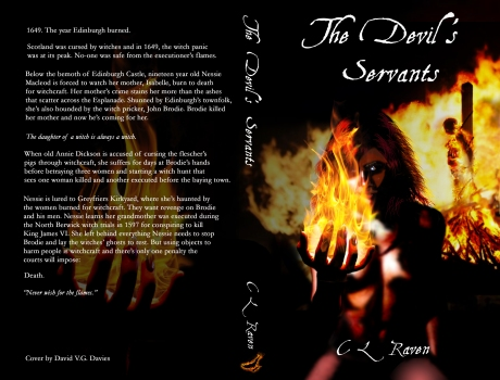 The Devil's Servants C L Raven