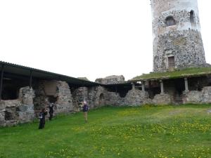 stegesborg slottsruin